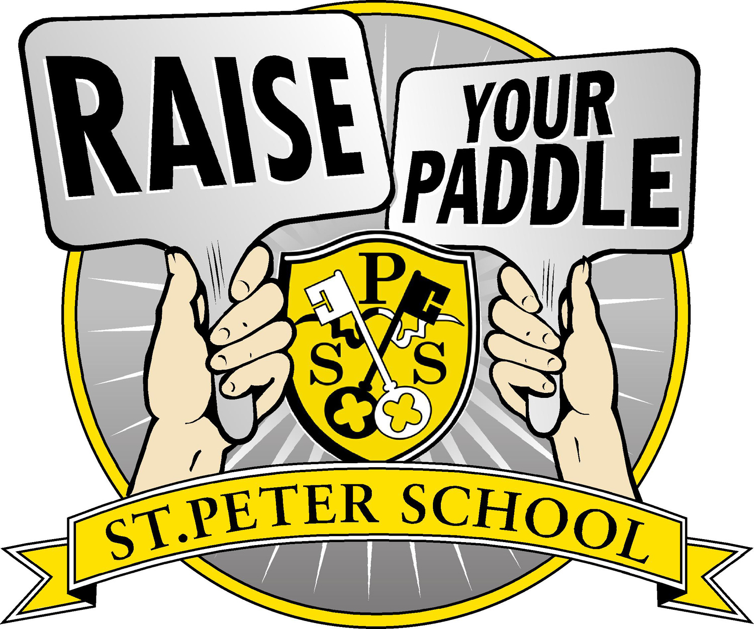 Raise Your Paddle, St. Peter